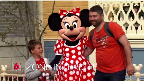 Avis et commentaires sur Zone Interdite à Disneyland Paris le 30 octobre 2016 (inédit)