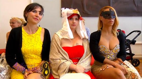 Les mariées de la semaine de #4MP1LDM vont se déguiser !