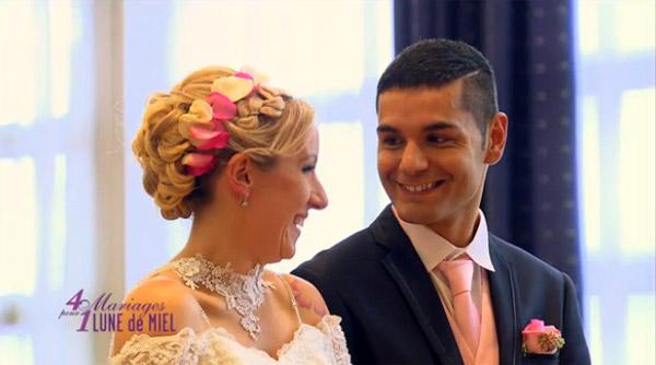 Vos avis sur les mariés Erica et Erwan de 4 mariages pour 1 lune de miel