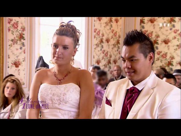 Vos commentaires sur le mariage du jour Laetitia et Olivier dans 4  mariages pour 1 lune de miel