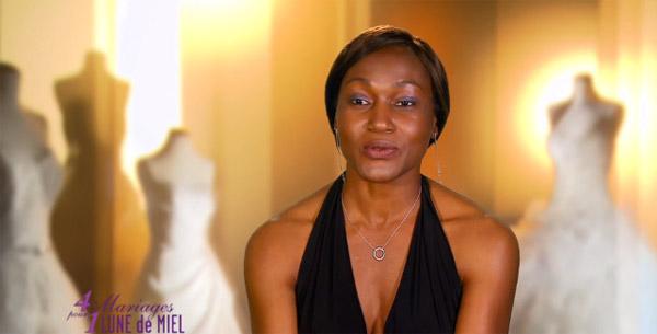 Vos avis sur Myriam qui épouse Christophe dans 4 mariages pour 1 lune de miel