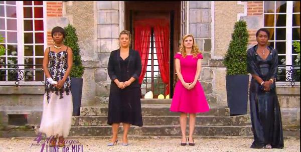 Les candidates de la semaine de 4 mariages sur TF1