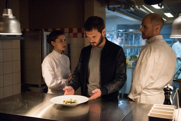 Vos réactions et commentaires sur Chefs saison 2 avec Cornillac / Credit : © Christophe CHARZAT / FTV / CALT