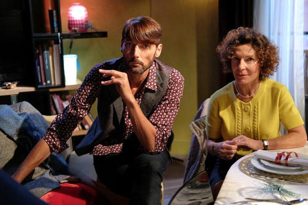 Thomas et Mirta au repas de noël PBLV / Credit : © Thomas VOLLAIRE / FTV / TELFRANCE