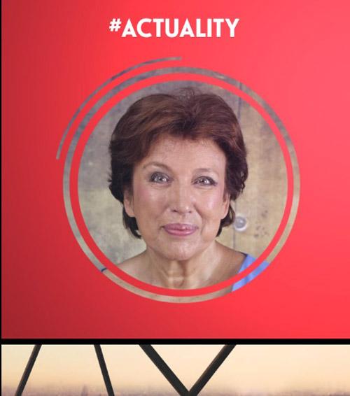 Roselyne Bachelot devient la nouvelle chroniqueuse Actuality de France 2