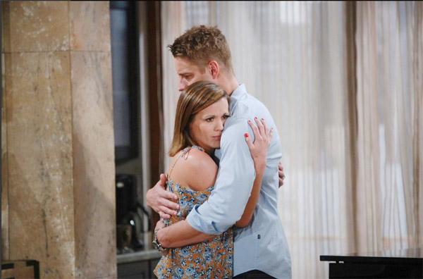 Adam et Chelsea le retour du couple en 2017 dans les feux de l'amour !