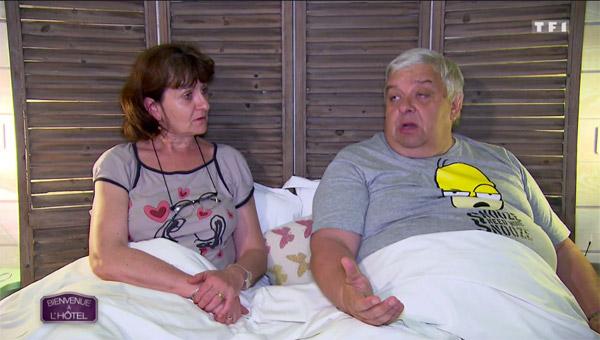 Vos commentaires sur Fabienne et Fabrice de Bienvenue à l'hôtel sur TF1