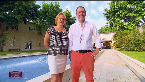 Réaction sur l'hôtel Nathalie et Pierre Philippe sur TF1 #bienvenuealhotel
