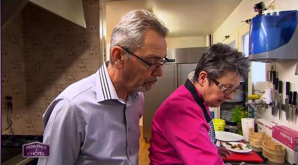 Vos avis sur le duo de candidats Brigitte et Didier de Bienvenue à l'hôtel du 14 au 18/11 à 18H50 sur TF1