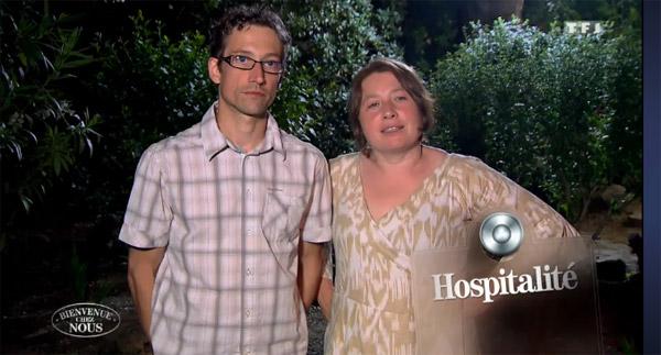 Avis et commentaires sur Anne et Laurent de Bienvenue chez nous