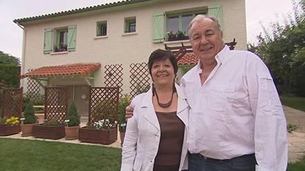 Avis et adresse des chambres d'hôtes d'Annie et Daniel de Bienvenue chez nous / Crédit photo TF1