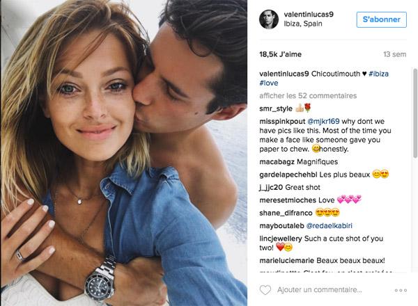 Caroline Receveur et Valentin se séparent : DALS le défi 2016 !
