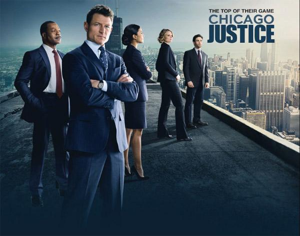 Chicago Justice la nouvelle série de 2017