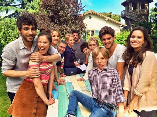 Clem saison 7 réunion de famille sous le soleil