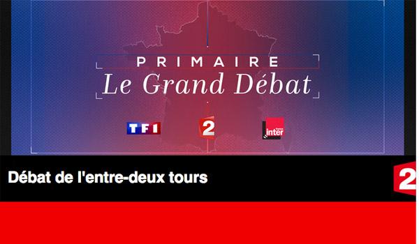 Vos avis et réactions sur le débat François Fillon-Alain Juppé du 24/11/2016