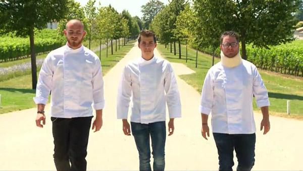Qui est le meilleur candidat de la semaine d'Objectif Top Chef pour Top Chef 2017  ?