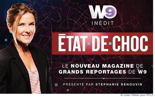 Vos avis et commentaires sur Etat de choc de W9 : un nouveau magazine