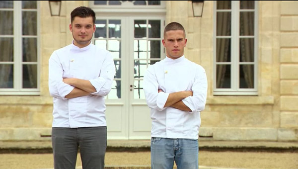 Le duel Paul vs Mike en finale Objectif Top Chef le 25/11