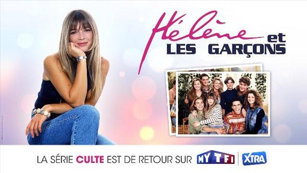 Hélène et les garçons en VOD gratuite : le streaming sur myTF1 Xtra