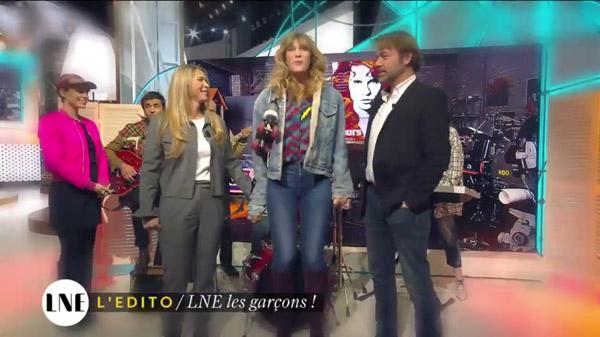 Le petit happening #LNE version Hélène et les garçons