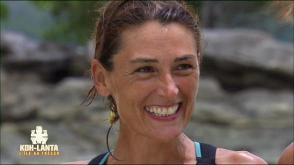 Julie est éliminée de Koh Lanta l'île au trésor