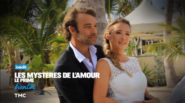 Le mariage Helene et nicolas des mystères de l'amour arrive enfin en 2016