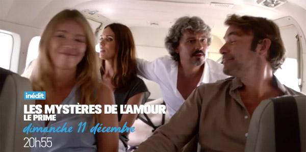 Direction Love Island pour les mystères de l'amour sur TMC