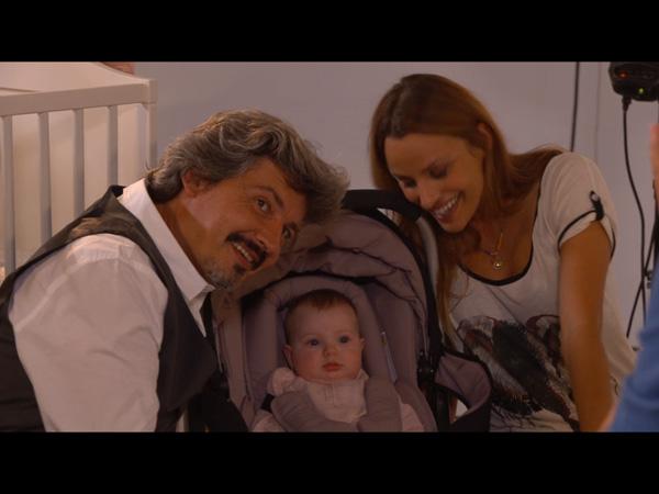 Photo de famille Béatrice-José et Julia !