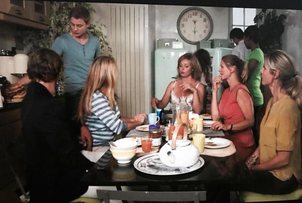 La bande LMDLA réunit pour le traditionnel petit déjeuner