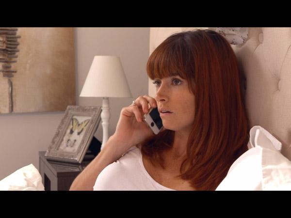 Marie appelle à la rescousse sa meilleure amie Stéphanie