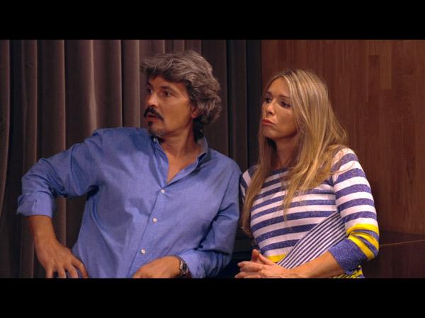 José et Hélène en pleines répétitions avant le jour J du concert