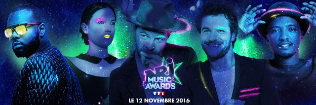 Qui mérite le titre de gagnant de la chanson française au NMA 2016 ?