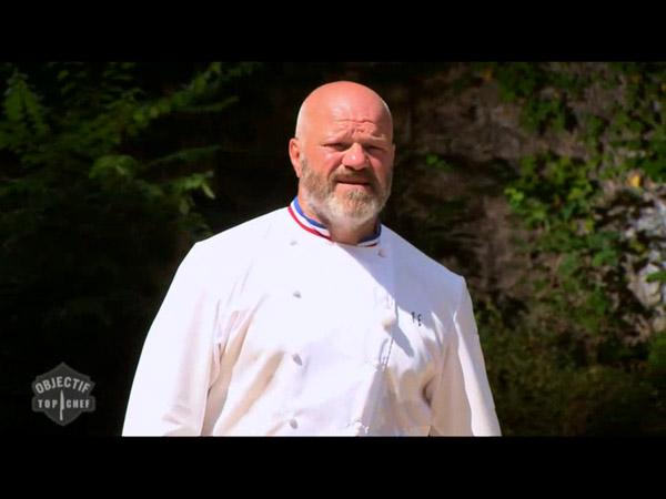 Philippe Etchebest toujours très critique avec ses apprentis cuisiniers