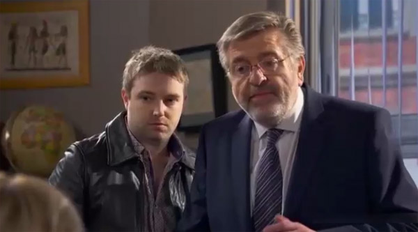 Nathan et Rochat apprennent que Céline est accusée