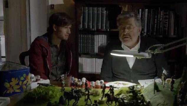 Rochat et son fils Cyril au centre de l'intrigue