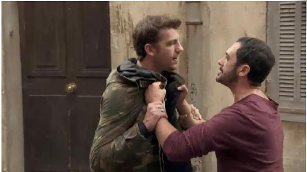 Francesco et Mitia c'est la guerre !