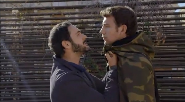 Francesco et Mitia la guerre continue