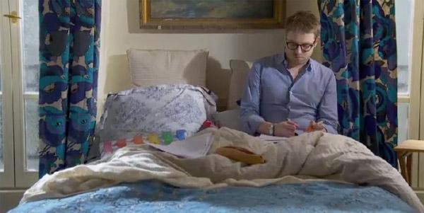Nathan va-t-il être débarassé du fantôme de Cyril ?