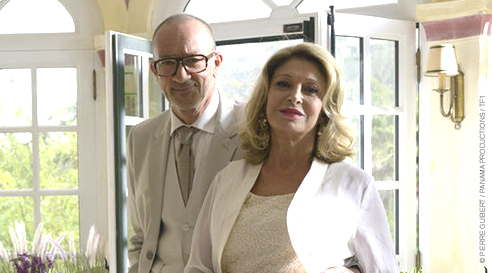 Reine dans Une famille formidable saison 13 condamnée à mort ?