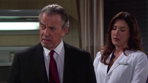 Victor et Meredith amants ... divorce de Nikki et Victor ?