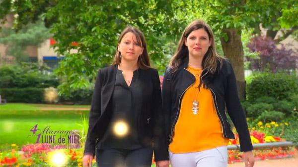 Marianne et Lola wedding planeuse de 4 mariages pour 1 lune de miel