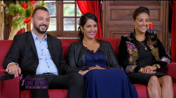 Le mariage de Hinda avec Bouchra la wedding planner dans #4MP1LDM
