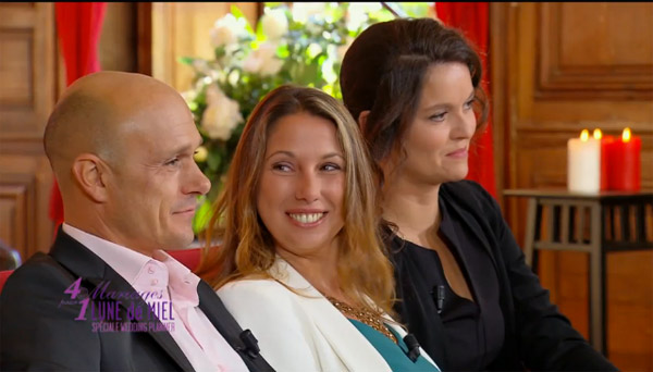 Le mariage de Gaelle et Loïc dans 4 mariages sur TF1
