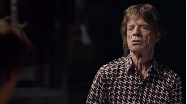Vos avis sur 7 à 8 avec Mick Jagger sur TF1 / Capture écran