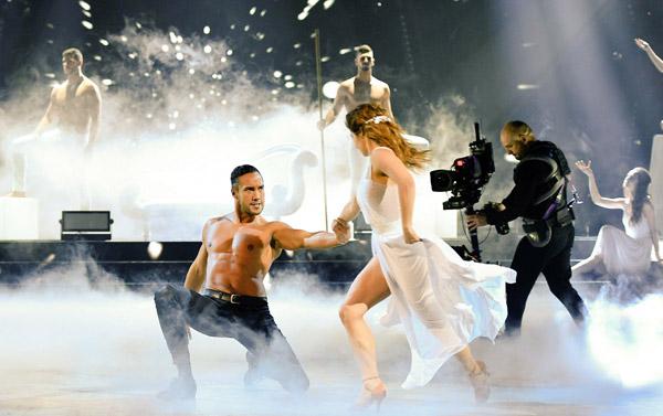 Denitsa la reine de Danse avec les stars