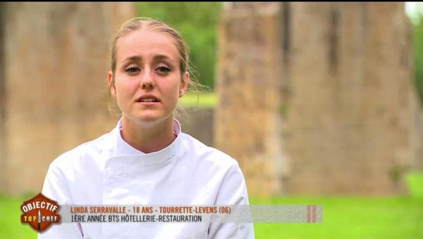Linda Serravalle qualifiée pour la 1/2 finale