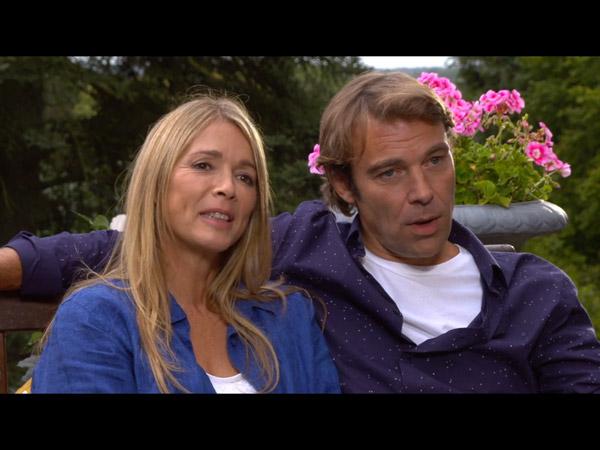 Le couple Hélène et Nicolas toujours heureux ... sans embûche pour le moment !