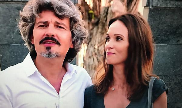 José change...et se fait avoir par Caroline Vasseur une candidate de téléréalité