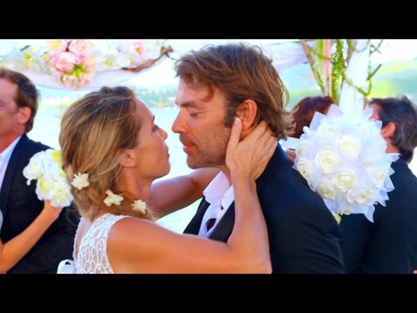 Nicolas et Hélène enfin mariés dans #LMDLA