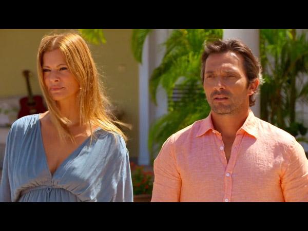 Christian fait face à Fanny : elle est bien là mais il pense qu'elle est encore amoureuse de Fava.